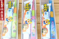 韓國进口正品 小企鹅儿童牙刷牙膏带盒旅行牙刷牙膏套装