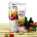 韩国NANO多味水果牙膏系列 新款纳米银牙膏160g  柠檬+芒果味
