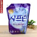 韩国 LG衣物柔顺剂 紫色-薰衣草 杀菌防静电  2100ML