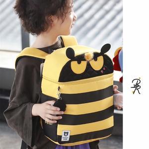 韓國杯具熊兒童書包幼兒小學生小蜜蜂背包