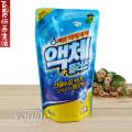 韩国 山小怪 洗衣液 深层洁净 护色护衣护手 中性温和 800g
