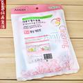 韓國 AZALEA3P花色小号毛巾 纤维洁面毛巾 3条装印花小方巾