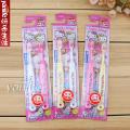 日本 EBISU/惠百施 HelloKitty儿童牙刷(0.5~3岁)2支装