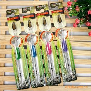 韓國水晶木炭含金複合型牙刷/韓國水晶牙刷/韓國木炭牙刷