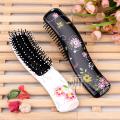 韓國七星花系列保健按摩梳子 气囊按摩梳子 波浪S型美发梳 2888