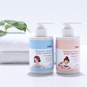 韩国进口新款Fascy/发希牛奶 桃子保湿护肤身体乳250ml