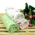 韩国 超细纤维洁面毛巾 印花小方巾 柔软亲肤 干发巾 洁面巾