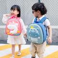 杯具熊防走丢萌宠系列儿童书包幼儿园宝宝男女减负重双肩包卡通包