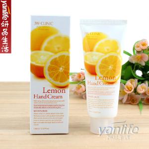 韓國 DODO/多多 3W Lemon柠檬强效滋养护手霜100ml 4316