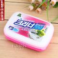 韩国 山小怪 多用固体洗洁精洗涤剂洗碗皂 洗蔬菜水果 535g