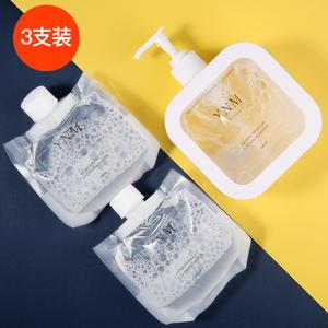 韩国YNM卸妆水温和素净卸妆水深层清洁 1外盒+3替换装