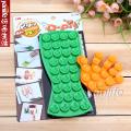 日本 家居优质双面吸盘贴物器 浴室魔力手掌吸盘香皂贴 2P装 1228
