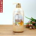 韩国水果之乡vanilla milk WELCOS 牛奶精华沐浴露 沐浴液 732g