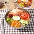 韩国老爷爷冷面 正宗韩式风味朝鲜族速食荞麦大冷面真空袋装