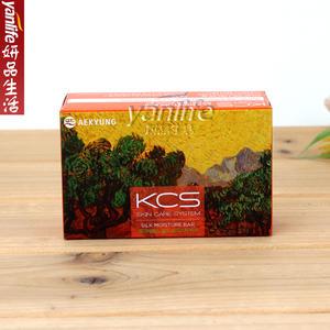 韓國愛敬 KCS名画香水香皂   紅色款 100g